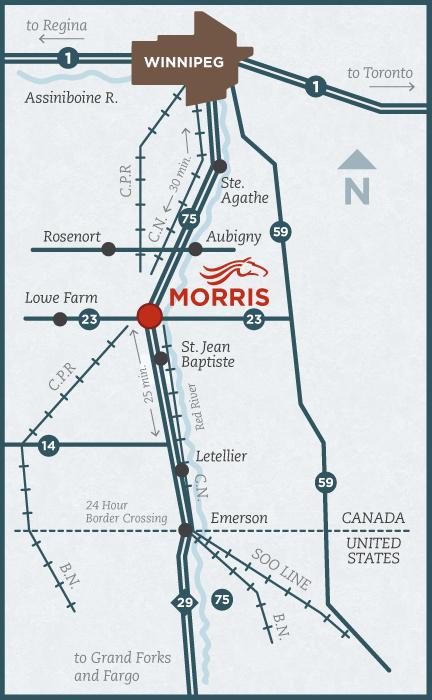 Visiting Town Of Morris